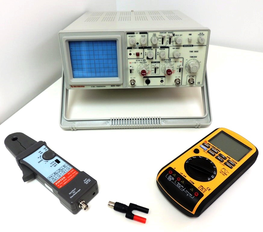 PA-699 Current Probe - Operation