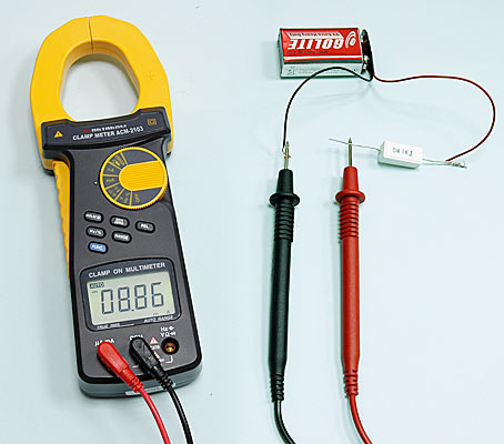 AKTAKOM ACM-2103 2000 A AC/DC Clamp Meter. True RMS + Multimeter + Direct current input (mA, µA) - DCA Measurement