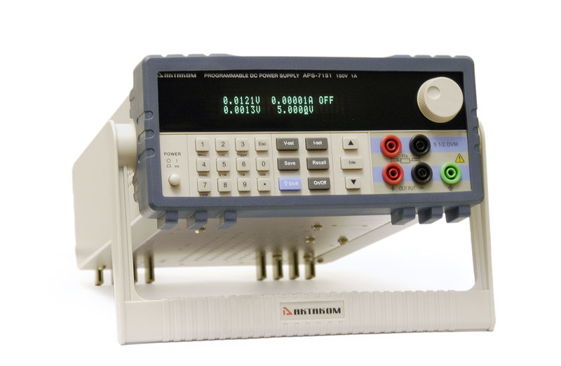 AKTAKOM APS-7151 DC Remote Controlled Power Supply 150V / 1A 1 Channel programmable