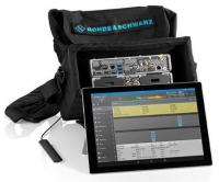 5G Site Testing Solution from Rohde & Schwarz bundles test tools for gNodeB site acceptance and troubleshooting