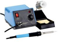 New AKTAKOM ASE-1119 temperature controlled soldering station!
