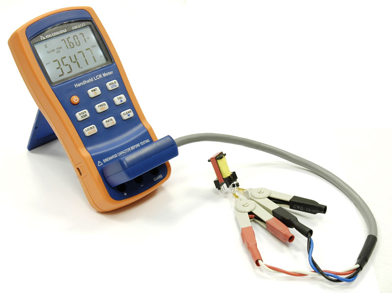 AKTAKOM AM-3123 LCR Meter - Full Resistance Measurement DC