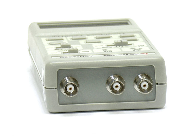 AKTAKOM AFC-2500 Frequency Counter - top view
