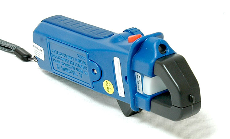 AKTAKOM ACM-2036 AC/DC True RMS Clamp Meter - side view