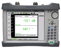 Anritsu Simplifies Tower Optical Link Verification with Video Inspection Probe for Site Master™ Handheld Analyzers