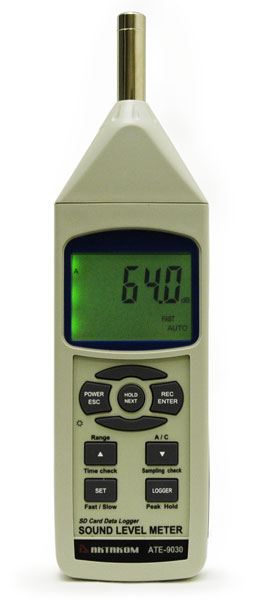 AKTAKOM ATE-9030 Sound Level Meter