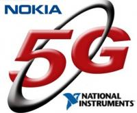 National Instruments Announces Next-Generation 5G Collaboration With Nokia