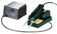 Soldering Station with Hot Tweezers for SMD Components