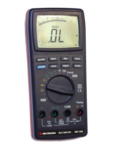 AKTAKOM AM-1060 Digital Multimeter