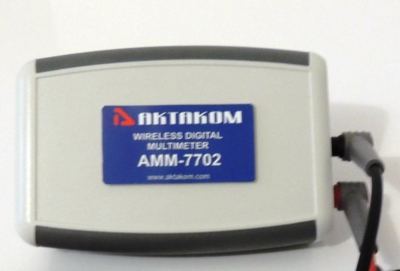 AKTAKOM AMM-7702 Wireless Digital Multimeter
