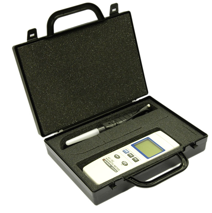 AKTAKOM ATE-8702 Magnetic Meter - in case