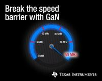 TI expands GaN power portfolio with the industry's smallest and fastest GaN drivers