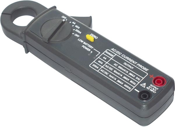 AKTAKOM ATA-2504 Clamp Meter-adapter