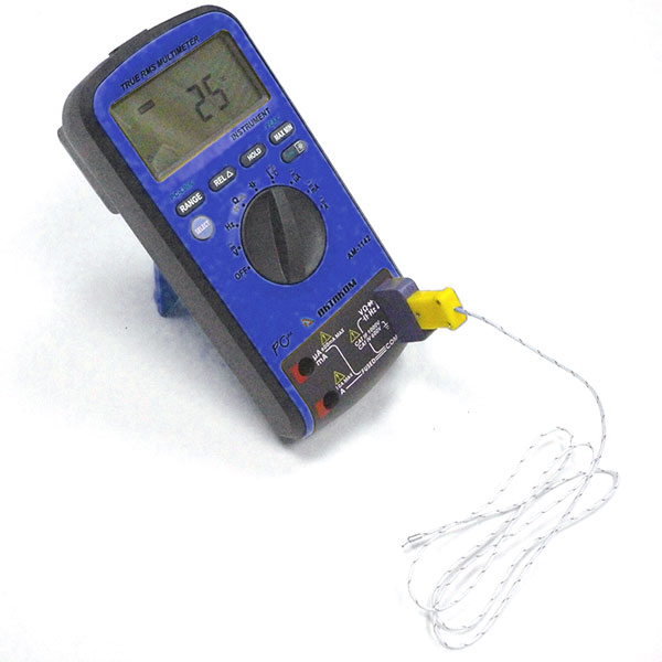 AKTAKOM AM-1142 Digital Multimeter - with thermocouples