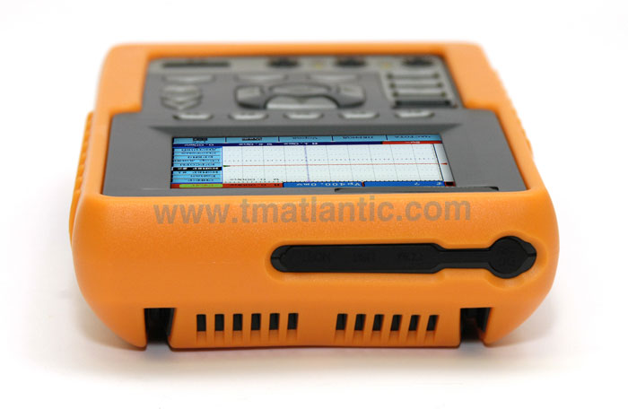 OWON HDS2062M Handheld Oscilloscope 60MHz 250MSa/s - Top view