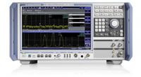 The R&S FSW50 signal and spectrum analyzer characterizes wideband signals continuously up to 50 GHz