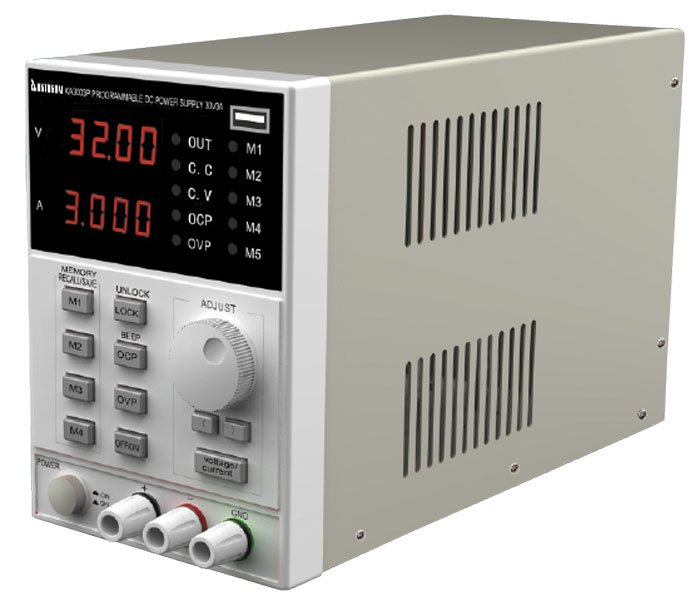 AKTAKOM APS-7612 DC Remote Controlled Power Supply 60V / 2A 1 Channel programmable