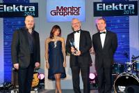 Keysight Technologies Wins Elektra 2014 Educational Support Award from European Electronics Industry