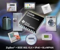 TI delivers industry's most integrated ZigBee® single-chip solution with an ARM® Cortex™-M3 microcontroller (MCU) for smart energy infrastructure, home and building automation, and intelligent lighting systems