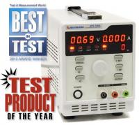 BREAKING NEWS!!! AKTAKOM wins a Test & Measurement World Best in Test Award!
