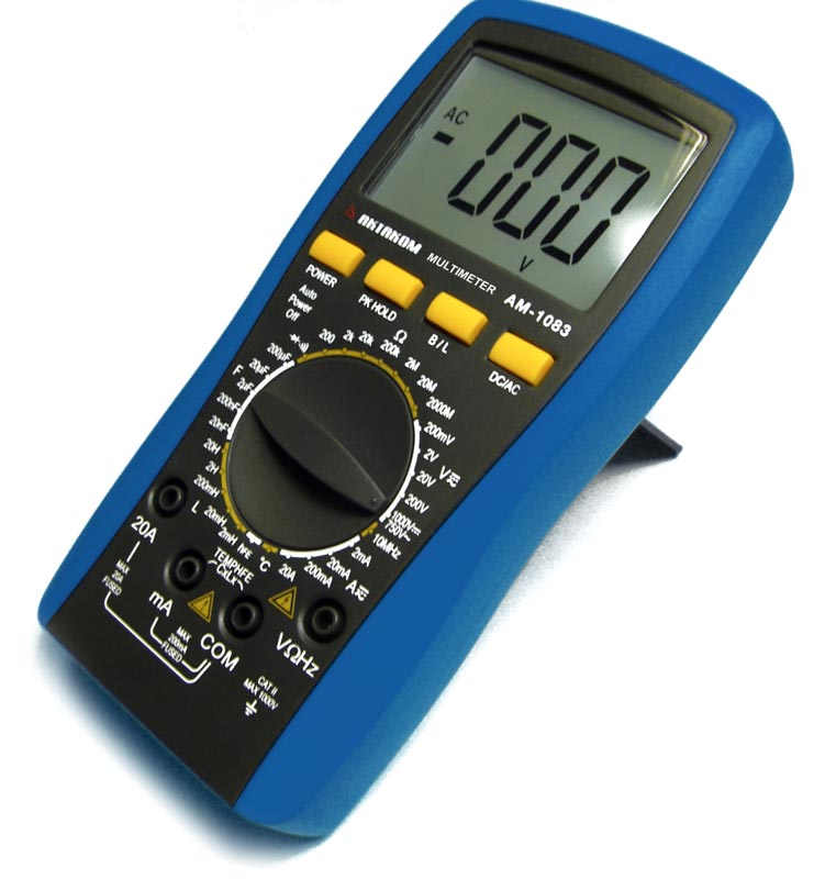 AKTAKOM AM-1083 Digital Multimeter