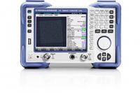 Compact TV analyzer from Rohde & Schwarz for testing digital TV transmitters