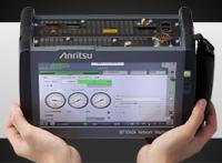 Anritsu portable MT1040A tester for 400G networks