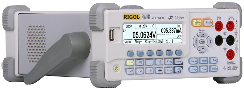 RIGOL DM3058 5 1/2 Digit Digital Multimeter
