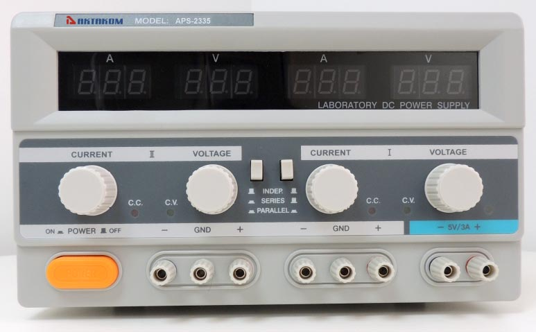 AKTAKOM APS-2335 DC Power Supply