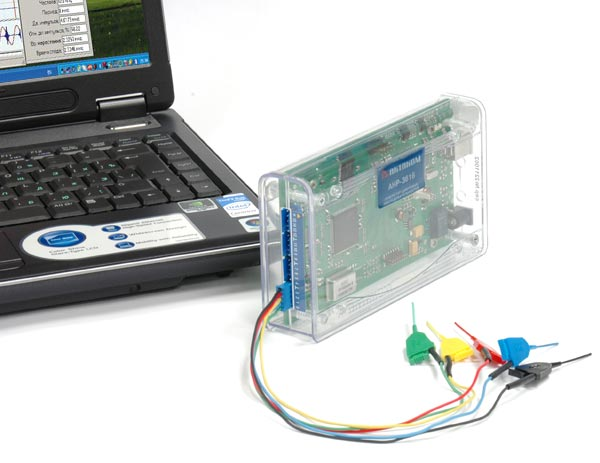 AKTAKOM AKC-3116 USB PC-based logic analyzer