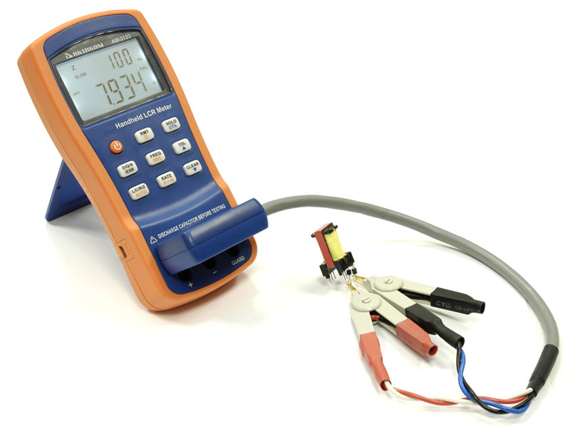 AKTAKOM AM-3123 LCR Meter - Full Resistance Measurement AC
