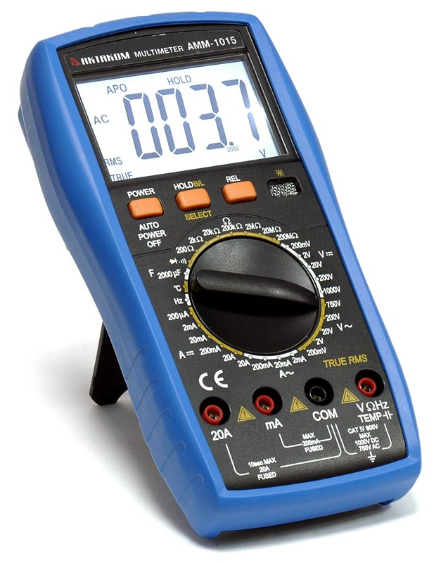 AKTAKOM AMM-1015 Digital Multimeter