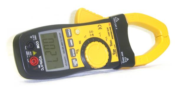 AKTAKOM ACM-2031 1000 A AC/DC Multipurpose Clamp Meter & Multimeter