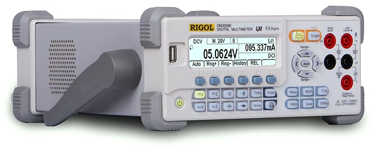 RIGOL DM3058E 5 1/2 Digit Digital Multimeter