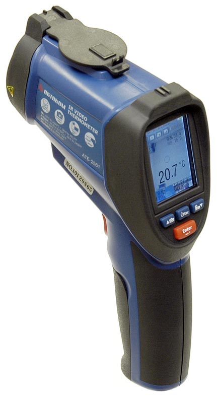 Create Your Own Package - You can choose ATE-2561 Professional Infrared Video Thermometer