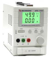 Easy-to-use AKTAKOM APS-1503 power supply