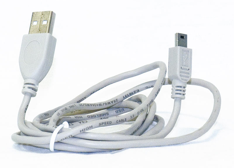 AKTAKOM ACK-3712 dual-channel USB PC-based oscilloscope  - Cable