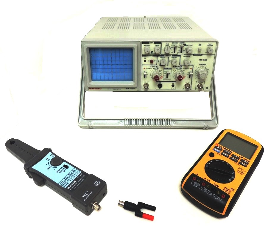 PA-655 Current Probe - Operation