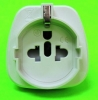 EU to US AC Power Plug Adapter