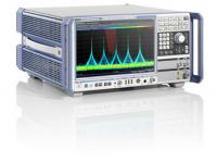 New R&S FSW67 signal and spectrum analyzer characterizes wideband and pulsed signals continuously up to 67 GHz