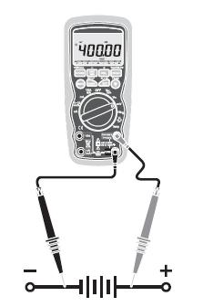 AMM-1139 mV voltage measurement