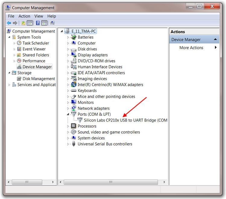 ATE-9051 USB Device Driver for Windows - T&M Atlantic