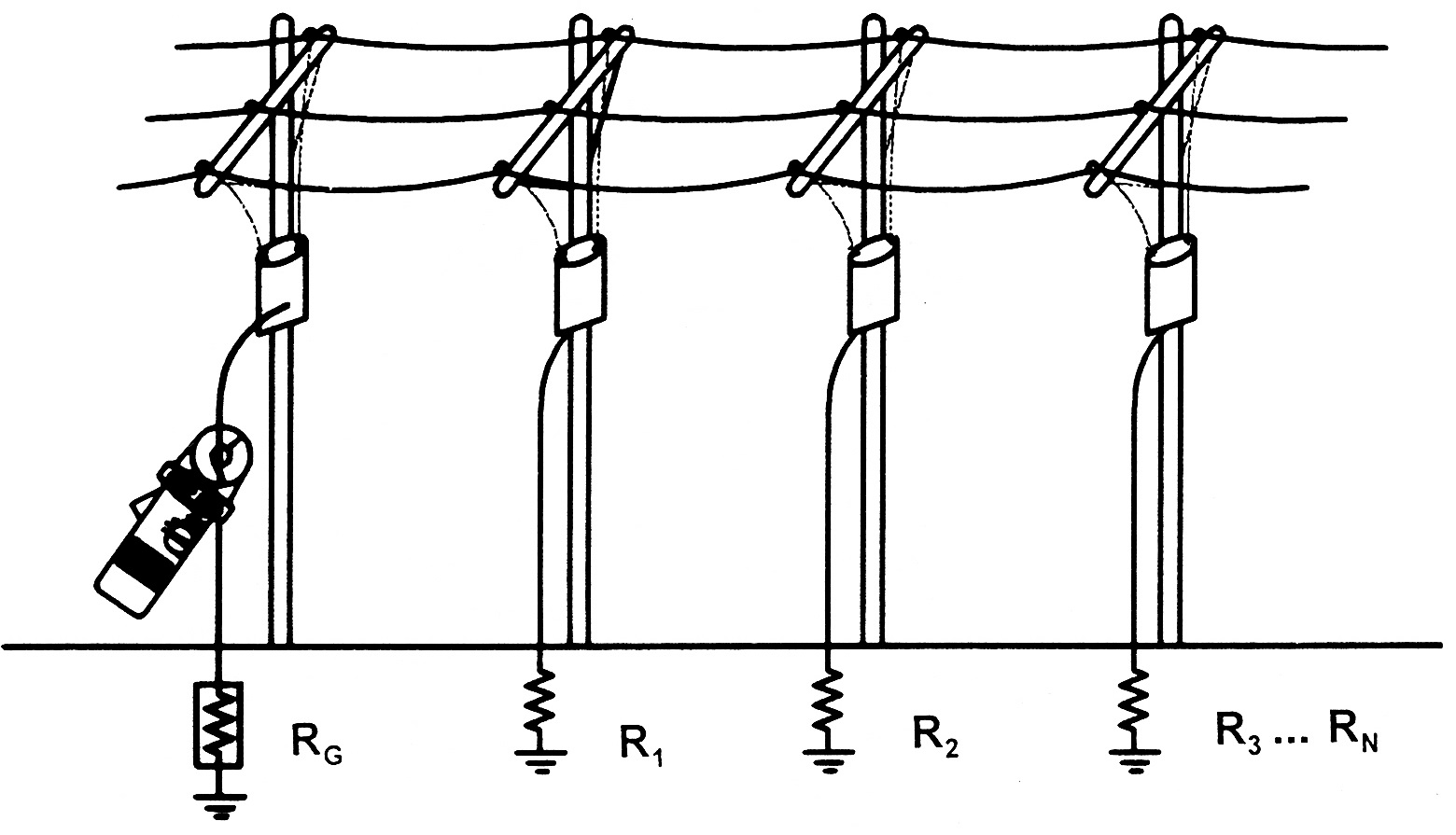 aktakom atk-4001 clamp meter