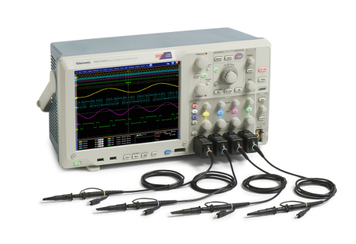 Tektronix MSO/DPO5000 Series with probes